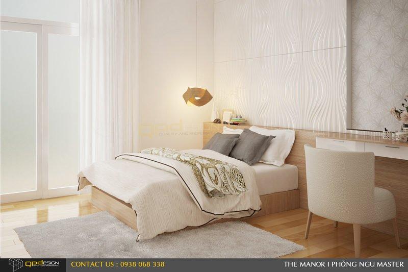 Thiết kế nội thất căn hộ chung cư The manor 5