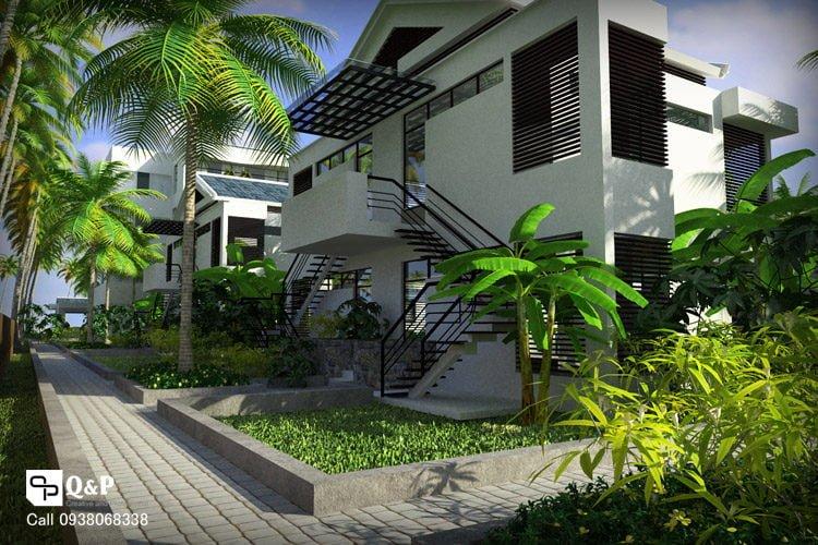 05 Resort HANABEACH qpdesign