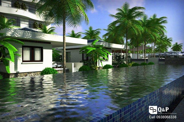 06 Resort HANABEACH qpdesign