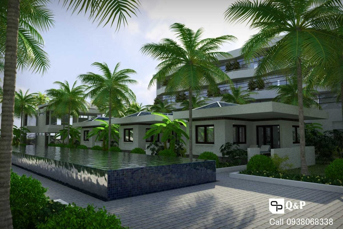 131 Resort HANABEACH qpdesign