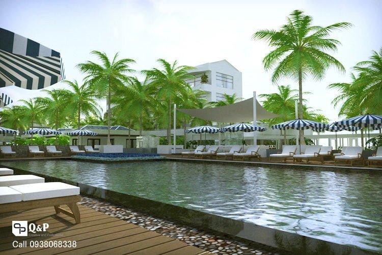 141 Resort HANABEACH qpdesign