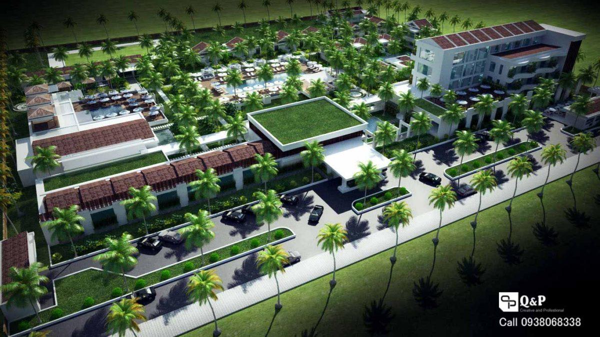 18 Resort HANABEACH qpdesign