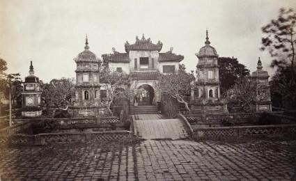 Những hình ảnh quý giá về chùa Báo Ân