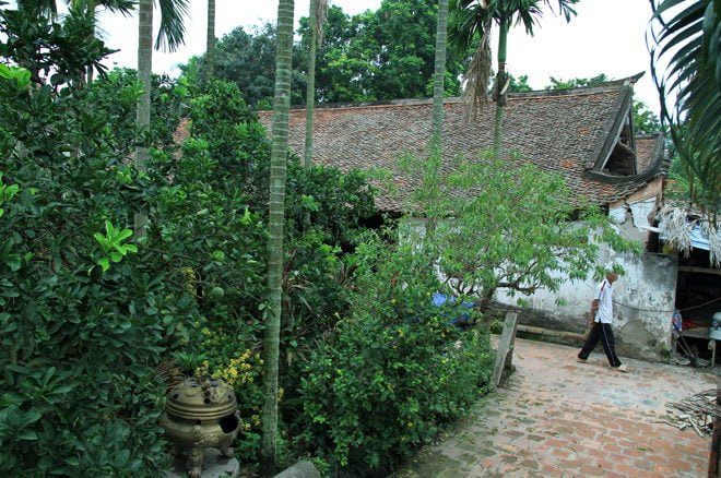 Ngôi nhà cổ gần 300 tuổi ở Hà Nội