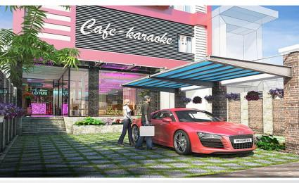 Thiết kế Karaoke Lotus