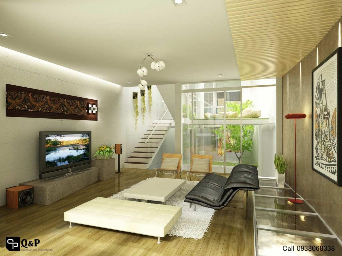 c7 Nhà phố Mr Chất qpdesign