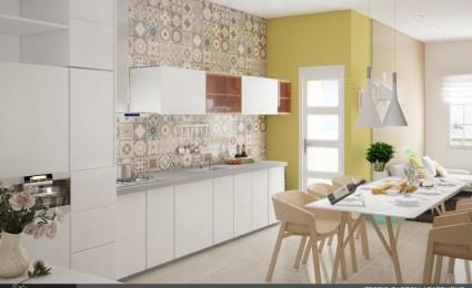 Thiết kế căn hộ Tropic Graden