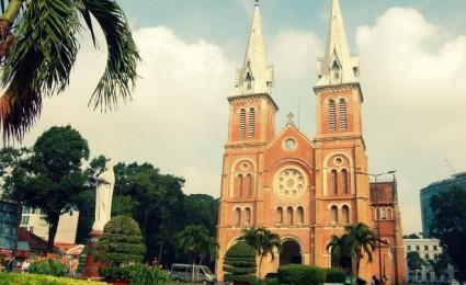 9 biểu tượng Sài Gòn sống mãi cùng năm tháng