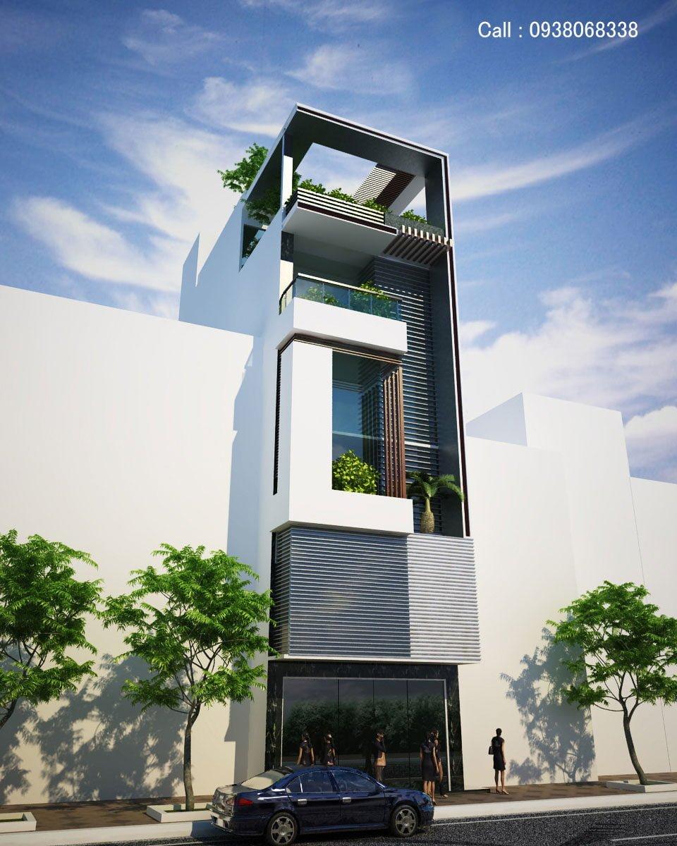 ht1 Nhà phố Mr Quang qpdesign
