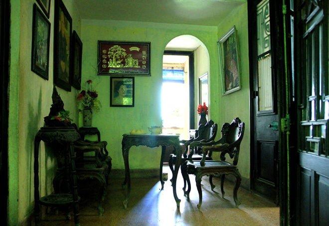 n18 1408328415 660x0 Nhà vườn 70 năm tuổi giữa phố cổ Hà Nội qpdesign