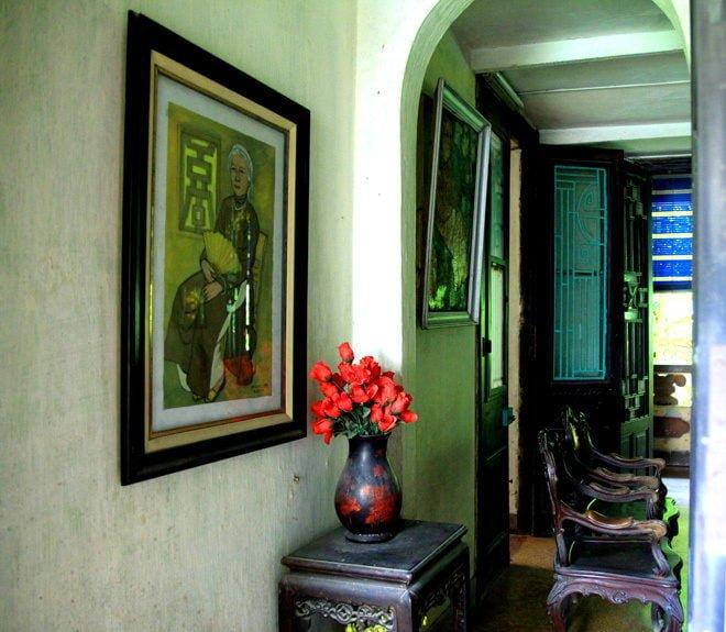 n20 1408328415 660x0 Nhà vườn 70 năm tuổi giữa phố cổ Hà Nội qpdesign