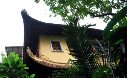 Nhà vườn 70 năm tuổi giữa phố cổ Hà Nội