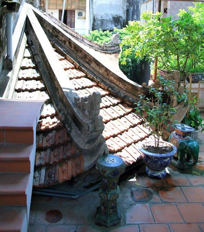 n27 1408338438 660x0 Nhà vườn 70 năm tuổi giữa phố cổ Hà Nội qpdesign