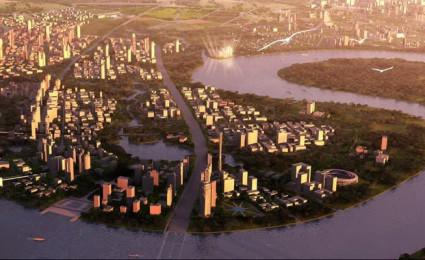 Phác thảo một diện mạo của Sài Gòn tương lai