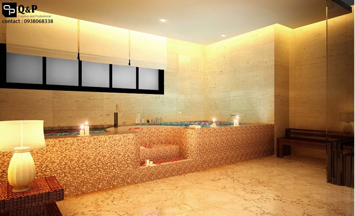 spa 13 Thiết kế Spa Starcity qpdesign