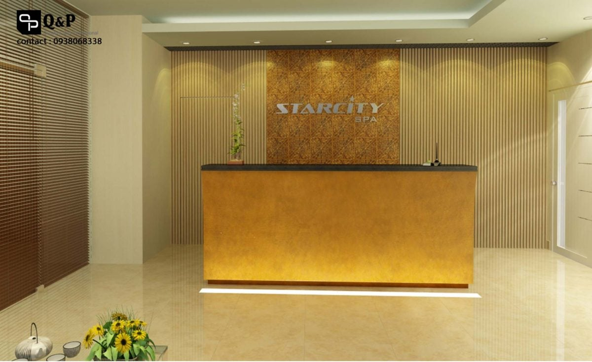spa 2 Thiết kế Spa Starcity qpdesign
