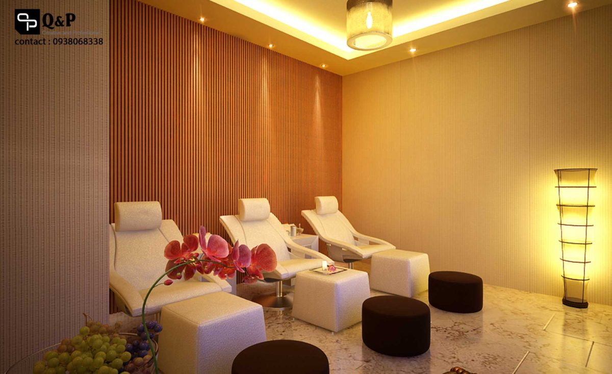 spa 3 Thiết kế Spa Starcity qpdesign