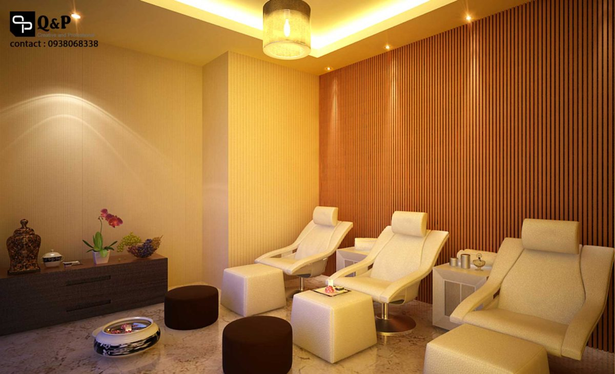spa 5 Thiết kế Spa Starcity qpdesign