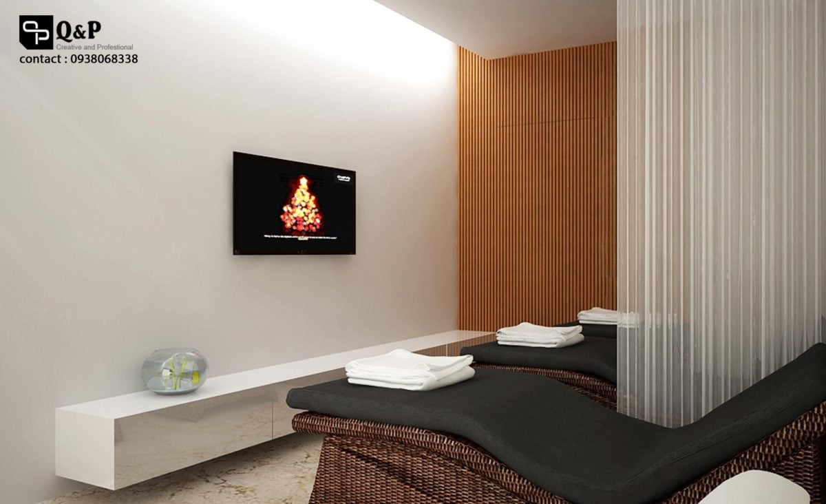 spa 6 Thiết kế Spa Starcity qpdesign