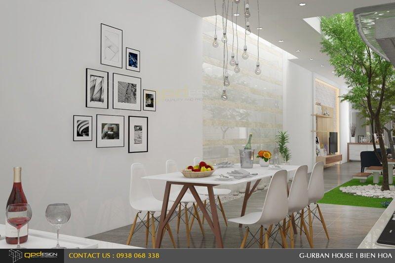 Thiết kế kiến trúc - nội thất nhà phố Biên Hòa 11