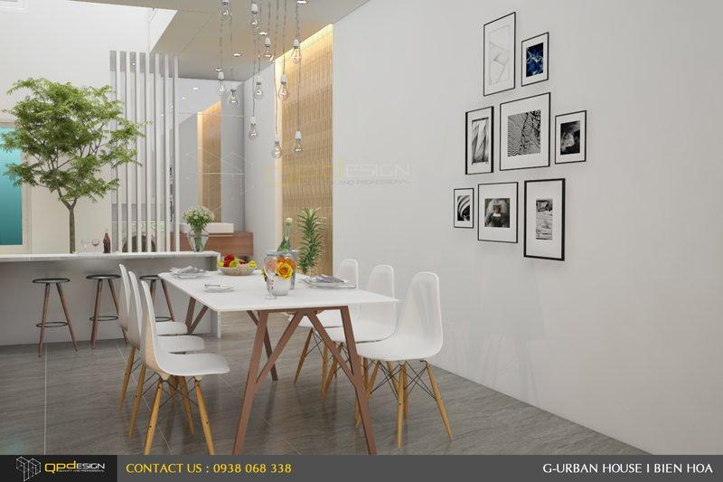 Thiết kế kiến trúc - nội thất nhà phố Biên Hòa 14