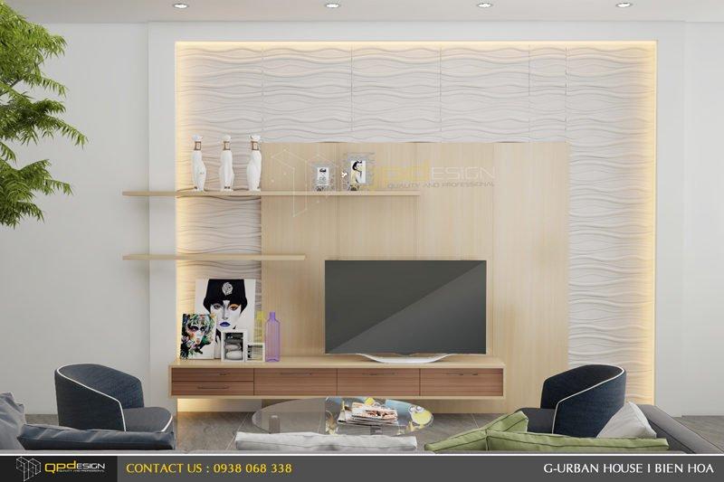 Thiết kế kiến trúc - nội thất nhà phố Biên Hòa 4