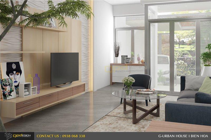 Thiết kế kiến trúc - nội thất nhà phố Biên Hòa 8