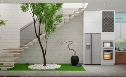 Thiết kế kiến trúc – nội thất nhà phố Biên Hòa – Mr Hùng