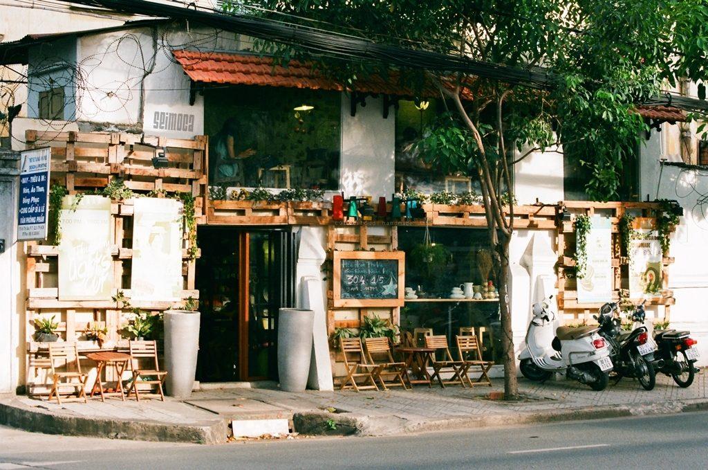 vietdesignernet10062013u Café Bazaar   quán cafe có kiến trúc độc đáo của cô sinh viên mỹ thuật qpdesign