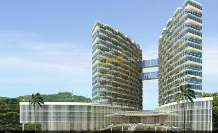 Thiết kế khách sạn Thùy Vân