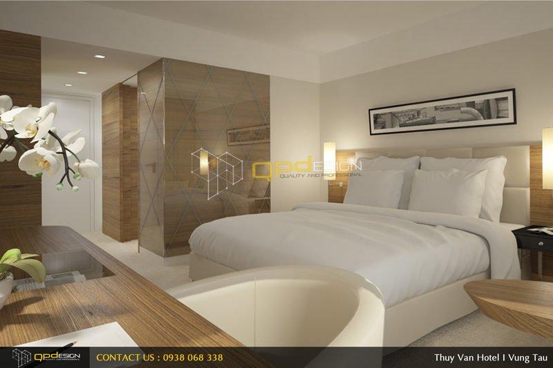 111 Thiết kế khách sạn Thùy Vân qpdesign