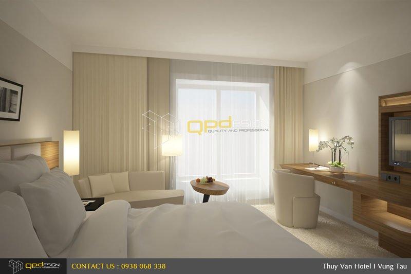 121 Thiết kế khách sạn Thùy Vân qpdesign