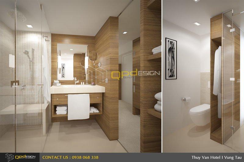 131 Thiết kế khách sạn Thùy Vân qpdesign