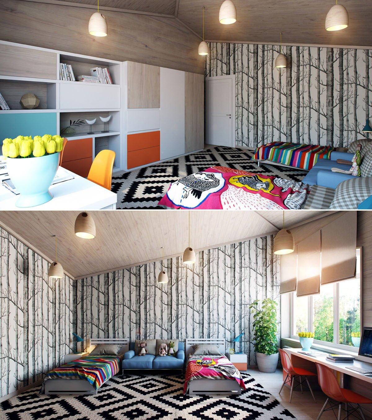 artsy-girls-room
