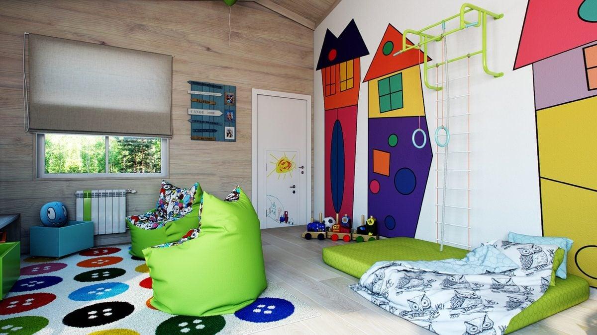 awesome-cartoon-kids-room