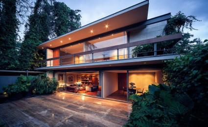 Ngôi nhà với thiết kế đẹp tuyệt vời