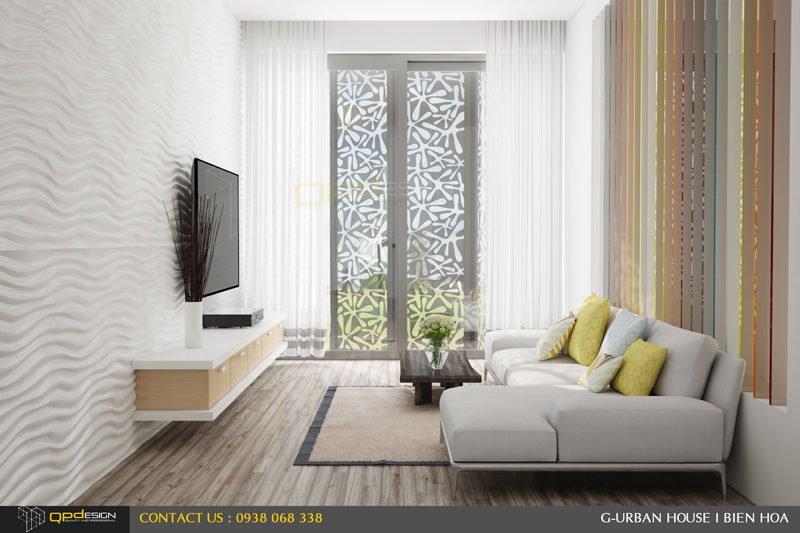 Thiết kế kiến trúc – nội thất nhà phố Biên Hòa – Mr Hùng 3