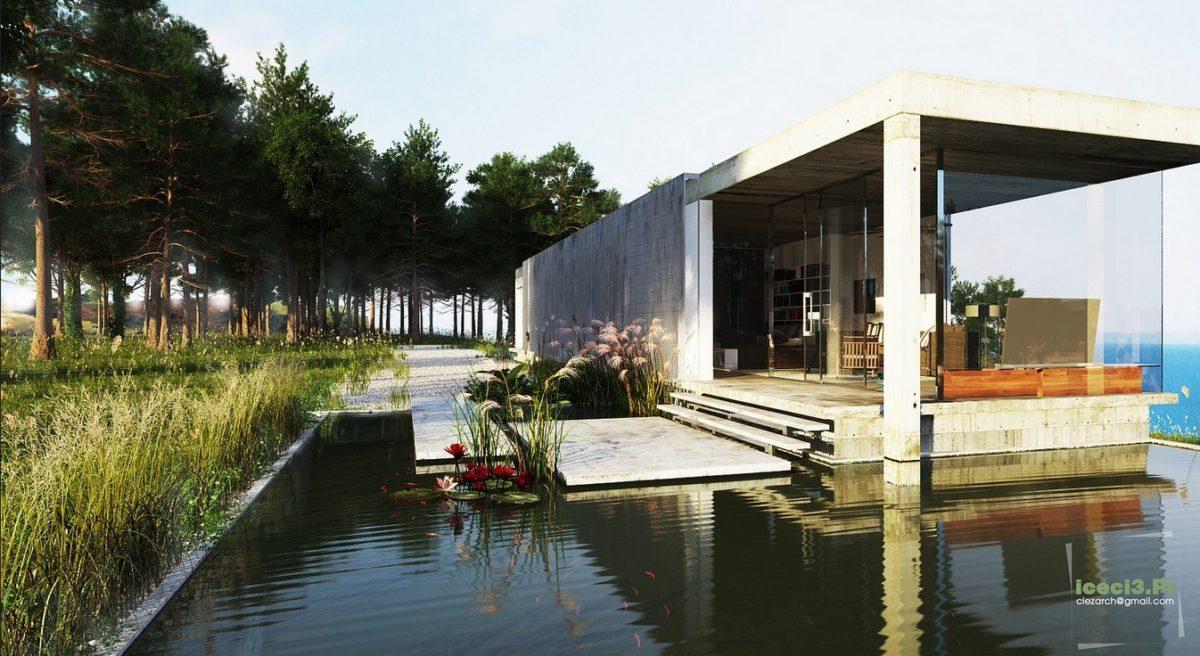 private-pond-design