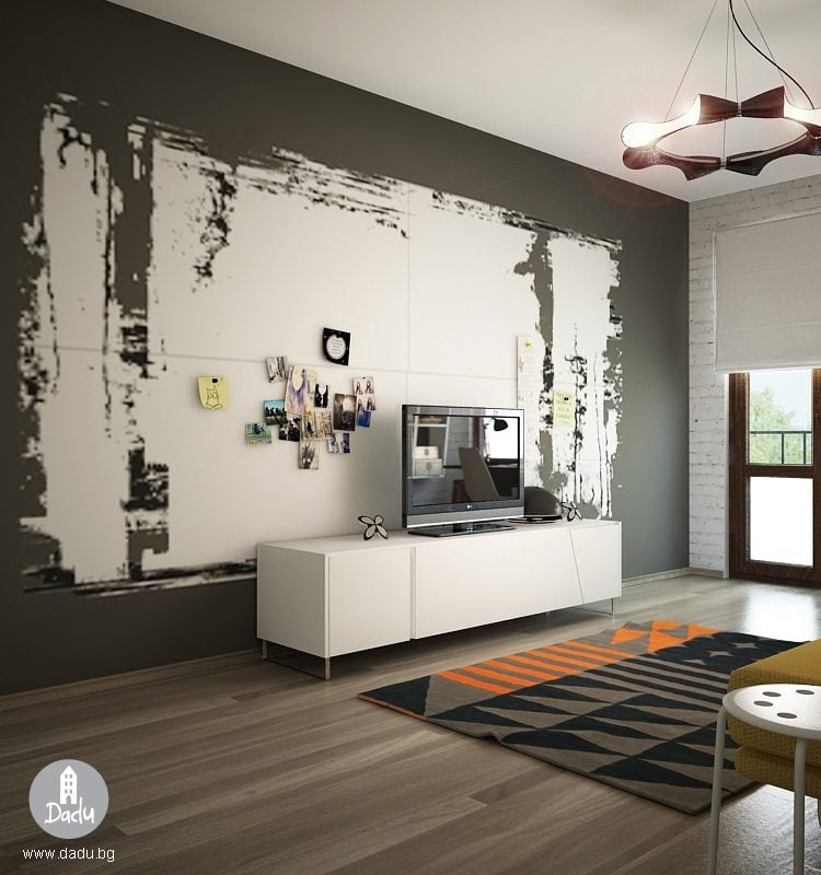 art-theme-room