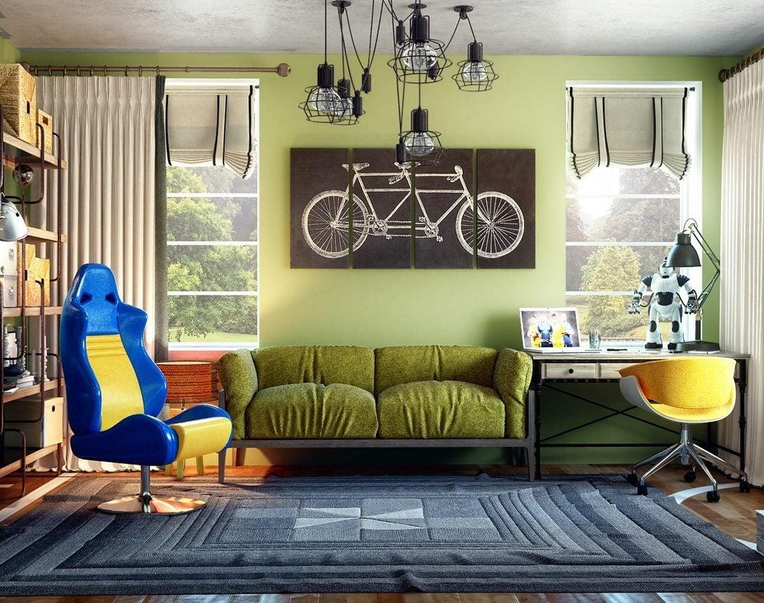 basement-bedroom-design