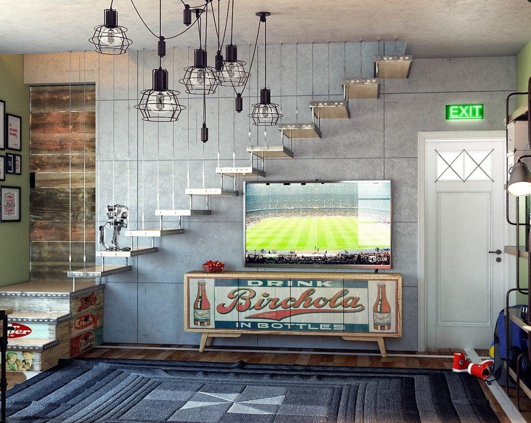 cool-basement-design