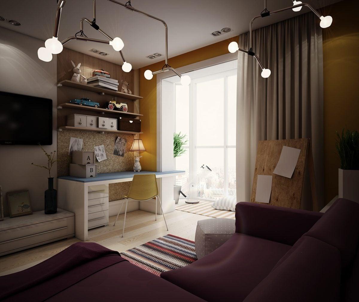 creative-teen-room-design
