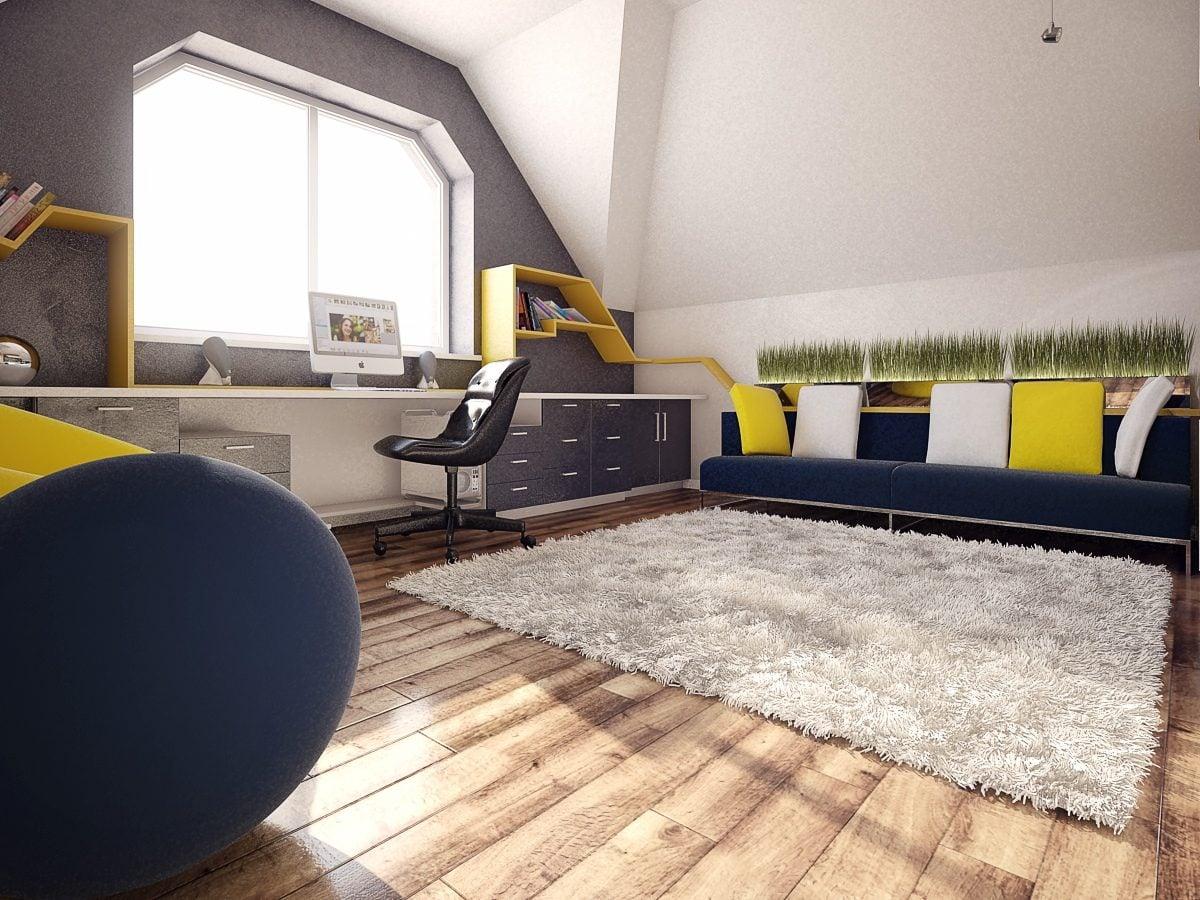 modern-shag-rug