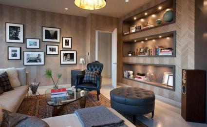 14 thiết kế phòng sinh hoạt chung theo phong cách hiện đại