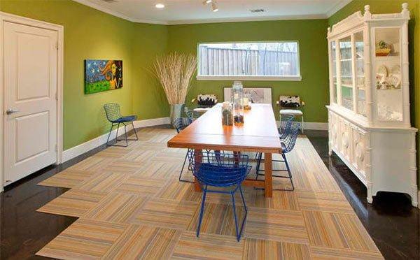 Mang thiên nhiên vào nội thất qua 15 thiết kế phòng ăn hiện đại
