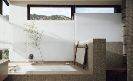 14 thiết kế phòng tắm đẹp theo phong cách châu Á
