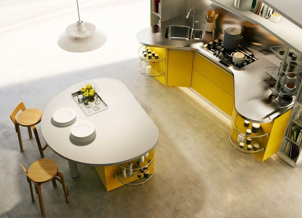 round-kitchen-island