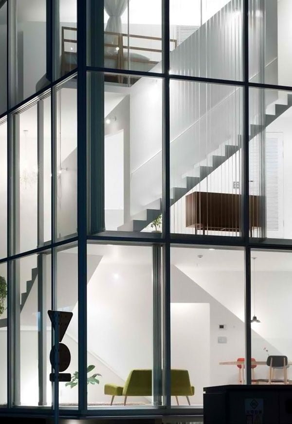 151 Thiết kế nhà kính nổi bật tại Nhật Bản qpdesign
