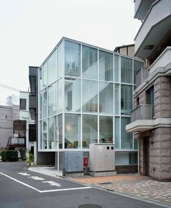 16 Thiết kế nhà kính nổi bật tại Nhật Bản qpdesign