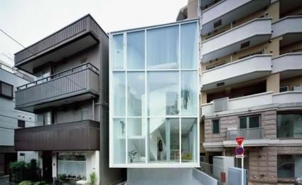 Thiết kế nhà kính nổi bật tại Nhật Bản